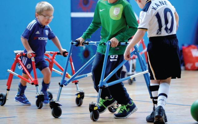 Disability Football How to Get Involved