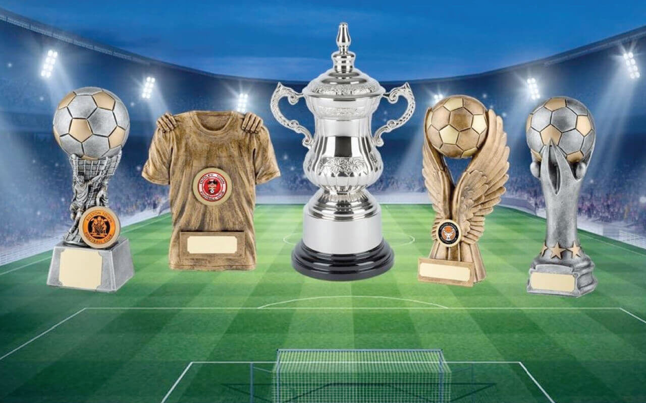 Football Trophies To Honour Your Team