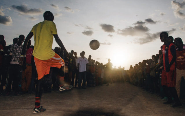 The Football Welcomes Initiative Is Changing Attitudes Towards Refugees in England