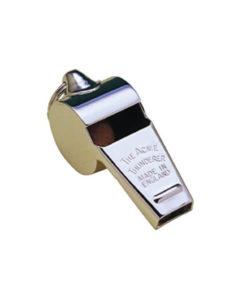 Diamond Metal Acme Thunderer Whistle