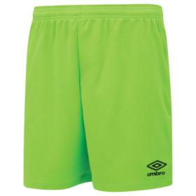 Umbro-Club-Short-Gecko-Green